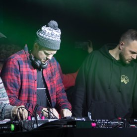 Chris Lake B2B Walker & Royce by Deanna Boutte @c4lif0rni4gr0wn